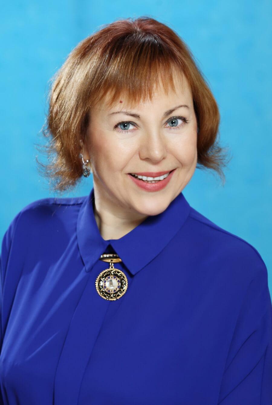 Гарбузова Ольга Николаевна