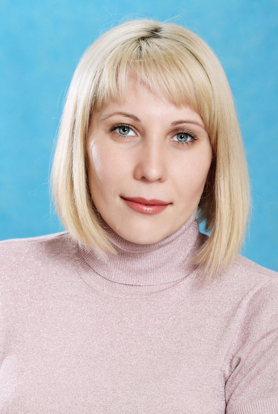 Худякова Наталья Валентиновна
