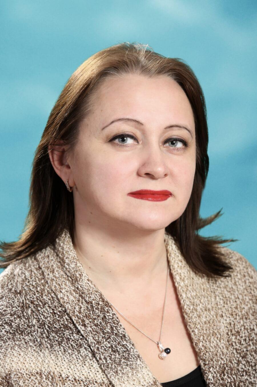 Юдина Марина Владимировна