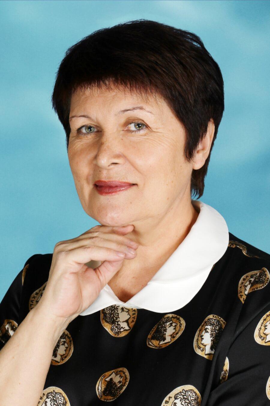 Крапивина Татьяна Константиновна