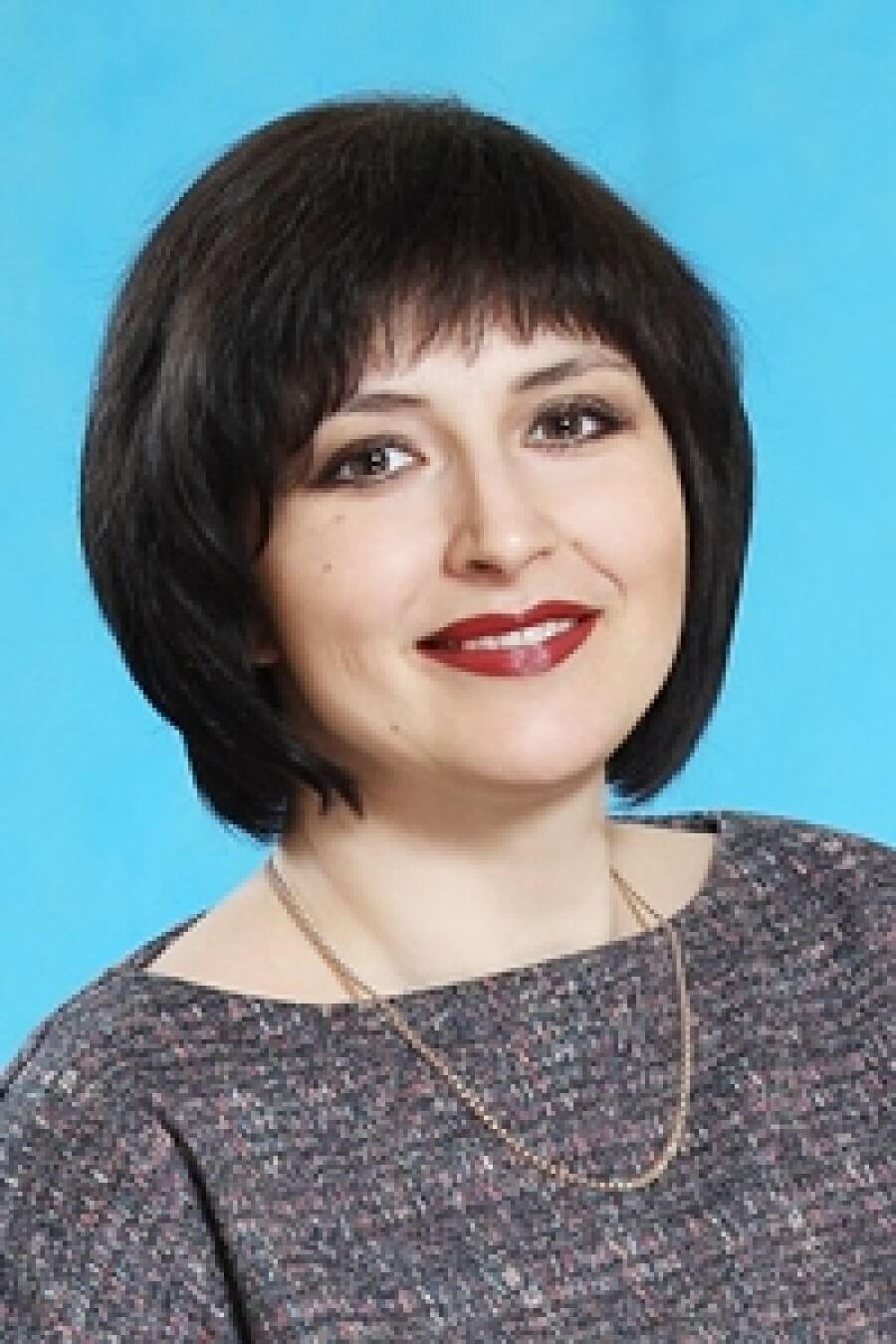 Кривенко Ирина Николаевна