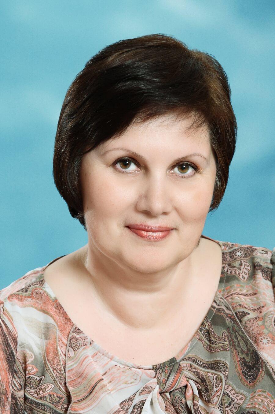 Крупина Татьяна Владимировна
